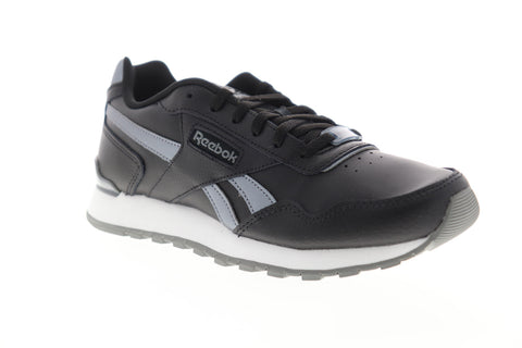 Reebok Classic Harman Run Clip DV8142 Womens Black Lifestyle Sneakers Shoes