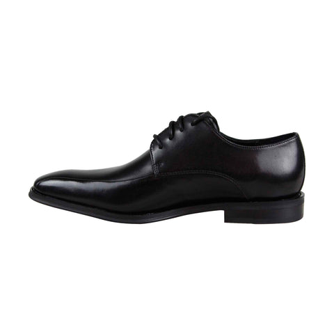 Kenneth Cole New York Fancy That Mens Black Casual Dress Oxfords Shoes