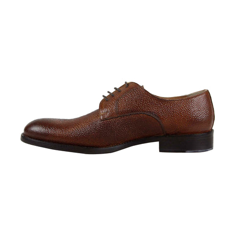Kenneth Cole New York Keep A Secret Mens Brown Casual Dress Oxfords Shoes