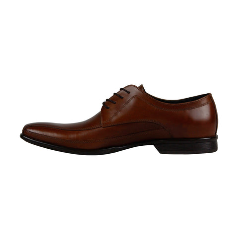 Kenneth Cole New York Extra Distance Mens Brown Casual Dress Oxfords Shoes