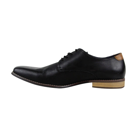 Steve Madden Lorenzzo2 Mens Black Synthetic Casual Dress Oxfords Shoes