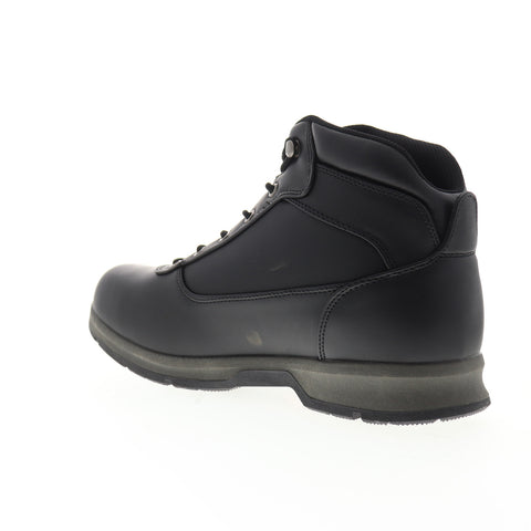 Lugz Rally MRALLYMV-069 Mens Black High Top Lace Up Casual Dress Boots