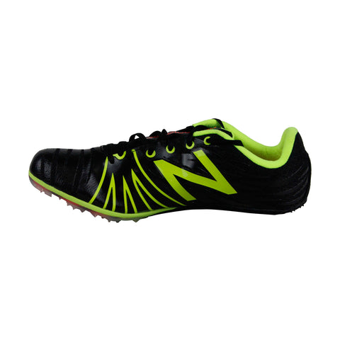 New Balance Sd100 Spike Mens Black Synthetic Athletic Lace Up Training Shoes