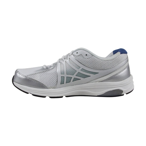 New Balance Marche Mens White Synthetic & Mesh Athletic Running Shoes