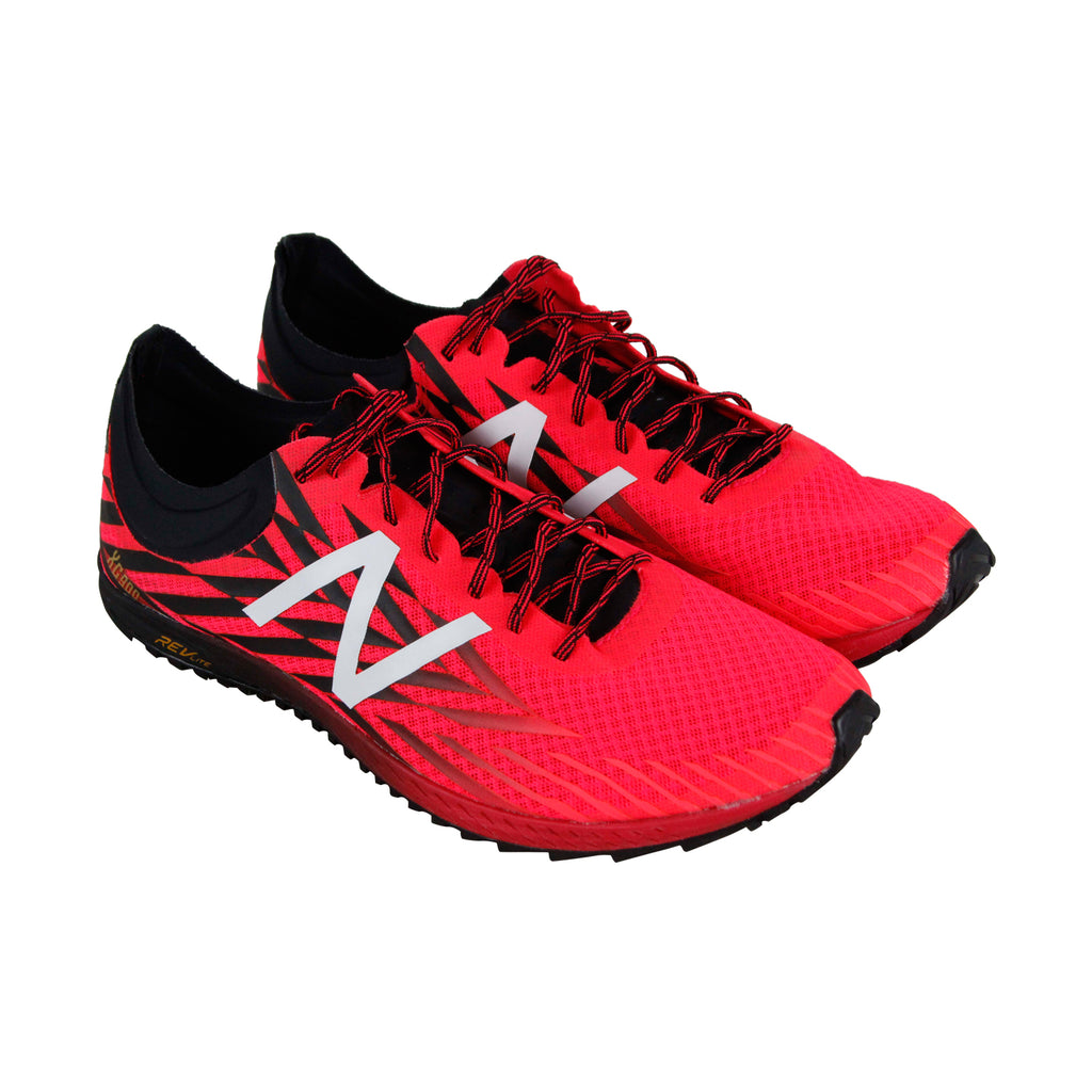 c785ce76143bc New Balance 9004 Cross Country Mens Pink Mesh Athletic Training Shoes ...