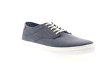 Original Penguin Douglas OP100420M Mens Blue Canvas Lifestyle Sneakers Shoes