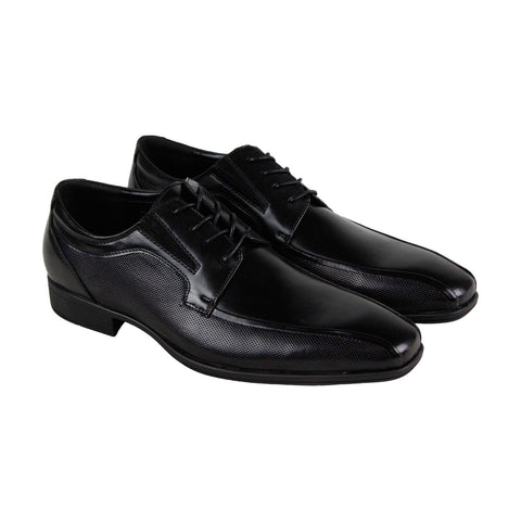 Kenneth Cole Reaction Graham B Mens Black Casual Dress Oxfords Shoes