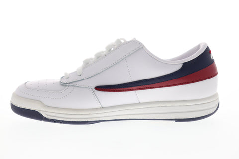 fila original tennis sp00415m150 mens white casual low