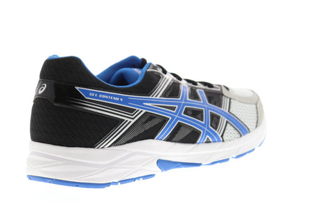 Asics Gel Contend 4 Mens Gray Mesh Athletic Lace Up Running Shoes