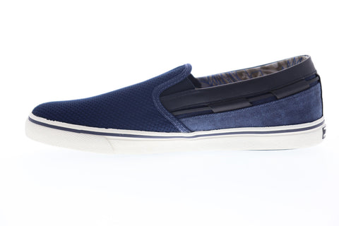 Tommy Bahama Exodus TB8M00060 Mens Blue Mesh Low Top Lifestyle Sneakers Shoes