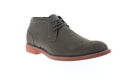 Unlisted by Kenneth Cole Darin Chukka UMF9016S7 Mens Gray Mid Top Chukkas Boots