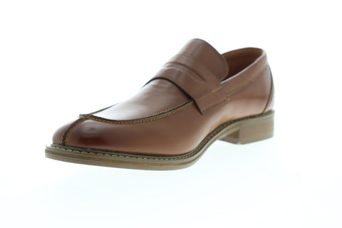 Unlisted by Kenneth Cole Kinley Slip On UMH8006AM Mens Brown Penny Loafers Shoes