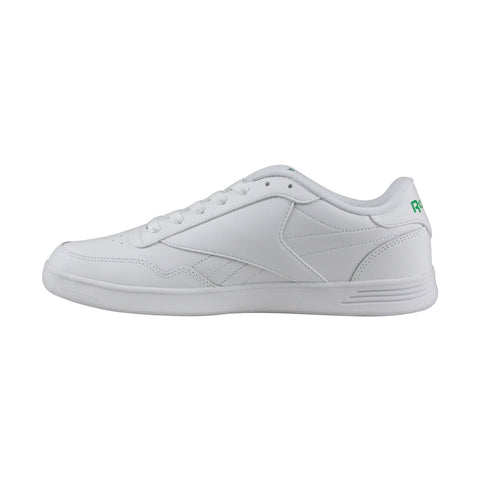 reebok club memt v67512 mens white leather casual lace up