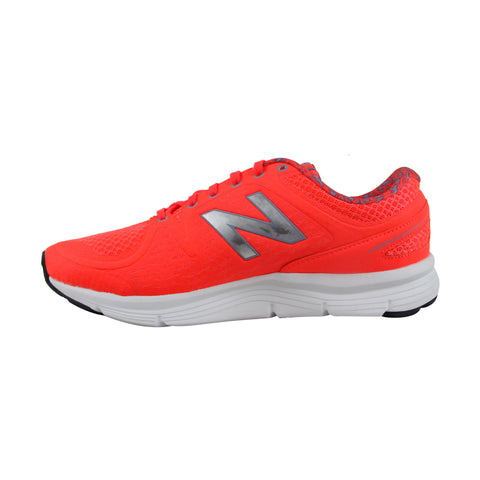 New Balance Course Womens Orange Mesh Athletic Lace Up Running Shoes