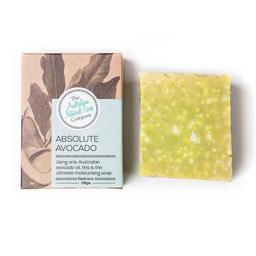 Avocado & Macadamia Soap Bar by The ANSC