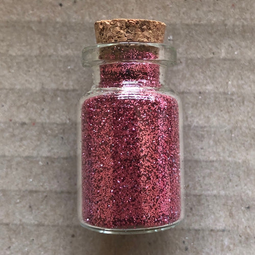 Eco Glitter by Three Mamas - Hot Pink - Chunky