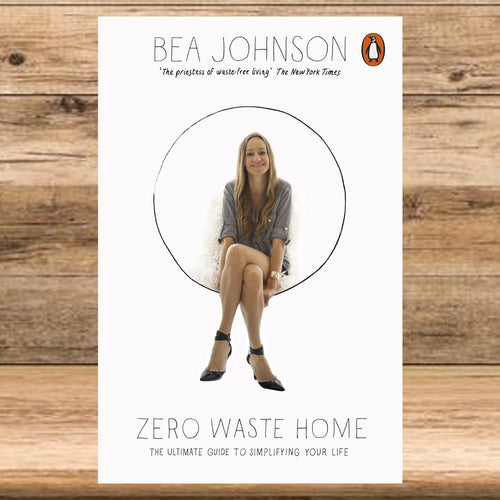 Zero Waste Home book by Bea Johnson