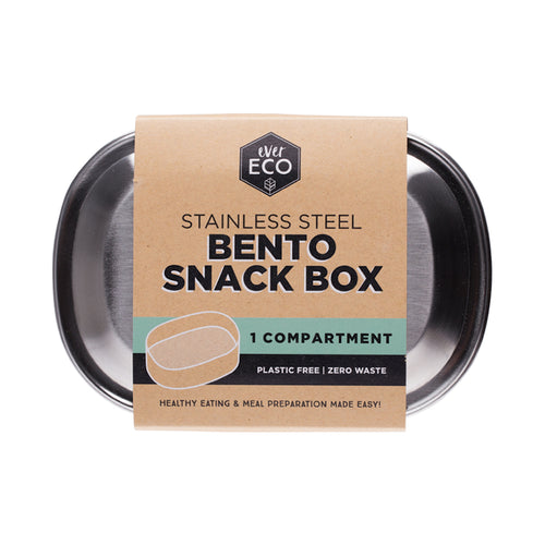 Bento Snack Box 1 Compartment by Ever Eco