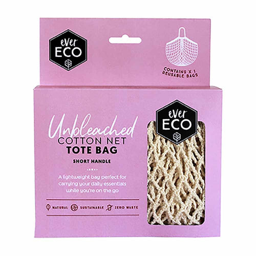 Organic Cotton Net Bag by Ever Eco