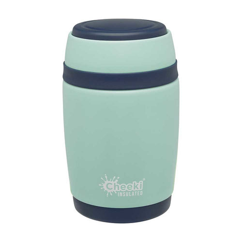 480ml Insulated Food Jar Pistachio by Cheeki