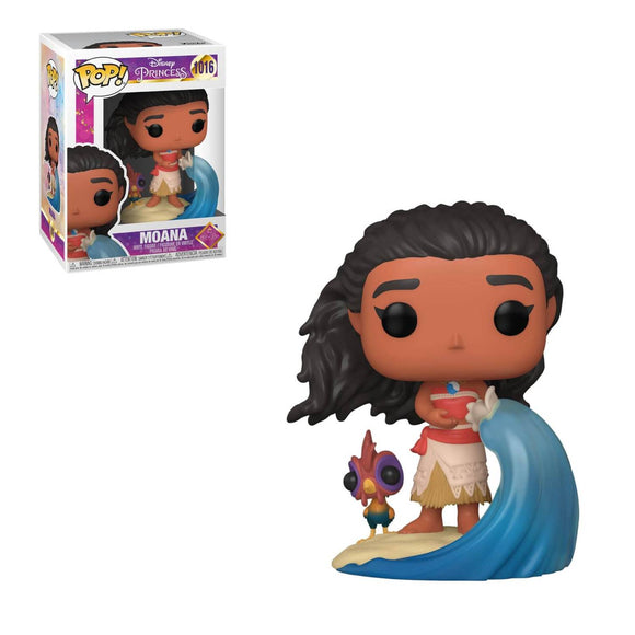 Funko Pop - Disney Princess - Vaiana