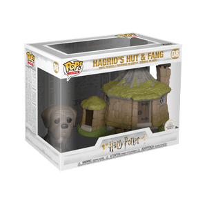 Funko Pop - Harry Potter - Hagrid's Hut & Fang #08