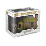 Funko Pop - Harry Potter - Hagrid's Hut & Fang
