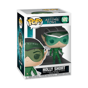 Funko Pop - Artemis Fowl - Holly Short