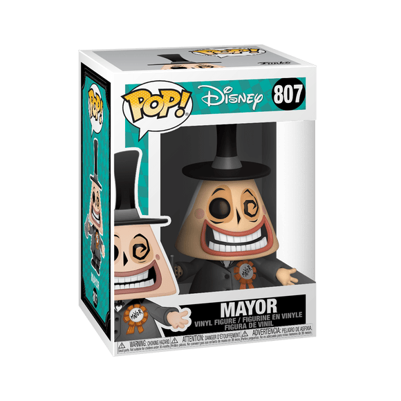 Funko Pop - Disney Nightmare Before Christmas - Mayor