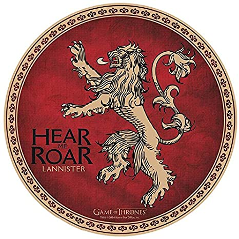 Game Of Thrones - Mousepad Lannister