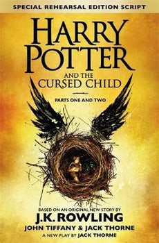 Harry Potter and The Cursed Child - Scriptbook