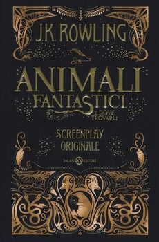 Animali Fantastici e dove trovarli - Screenplay