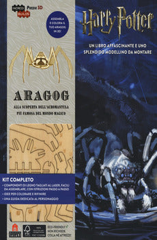 Aragog. Harry Potter + Incredibuild Puzzle 3D