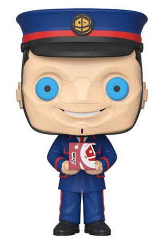 Funko Pop - Doctor Who - The Kerblam Man