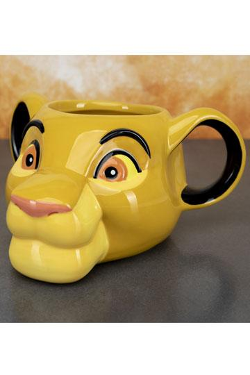 Disney - Il Re Leone - Tazza Simba 3D