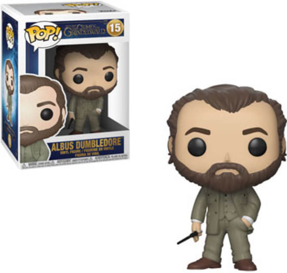 Funko Pop! Fantastic Beasts 2 - Albus Dumbledore
