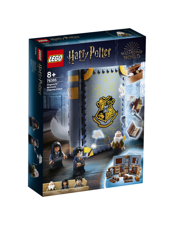 LEGO - Harry Potter - 76385 Lezione di incantesimi a Hogwarts