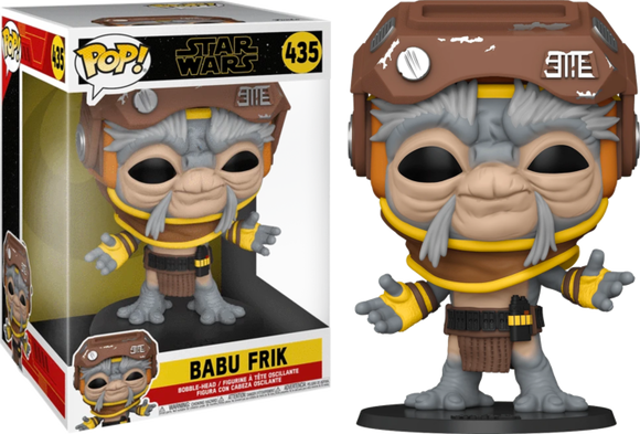 Funko Pop -  Star Wars - Babu Frik Super Size