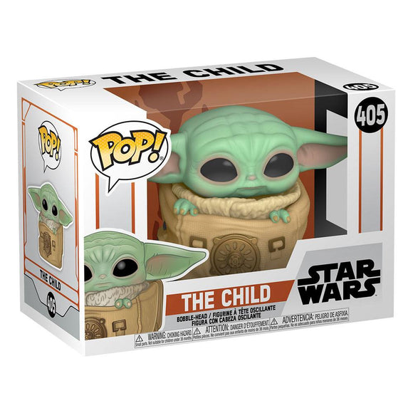 Funko Pop - Star Wars - The Mandalorian - Child in Bag