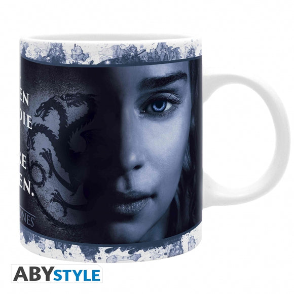 Game of Thrones - Tazza Queens