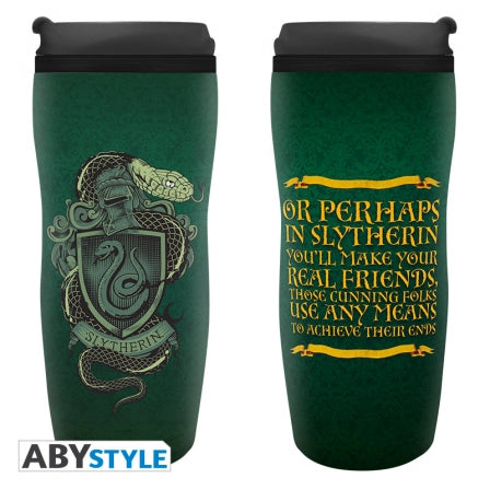 Harry Potter - Travel Mug Serpeverde