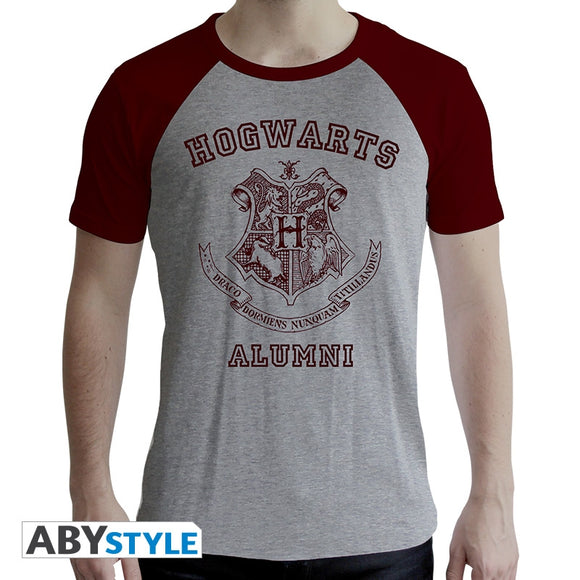 Harry Potter - T-Shirt Hogwarts Alumni