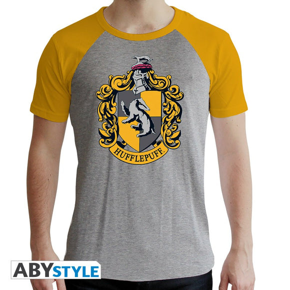 Harry Potter - T-Shirt Tassorosso Uomo