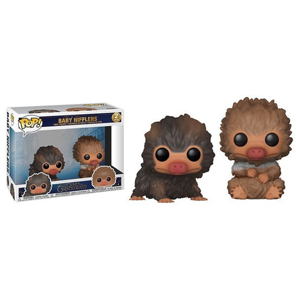 Funko Pop! Fantastic Beasts 2 - Baby Nifflers 2 Pack