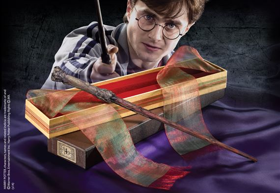 Bacchetta Magica Harry Potter - Collector's Box