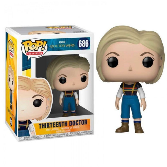 Funko Pop - Doctor Who - Thirteen Doctor