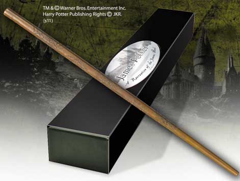 Bacchetta Magica James Potter - Standard Box