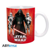 Star Wars - Tazza Kylo Ren & Tropper