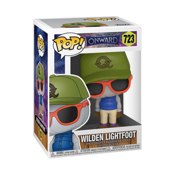 Funko Pop - Onward - Wilden