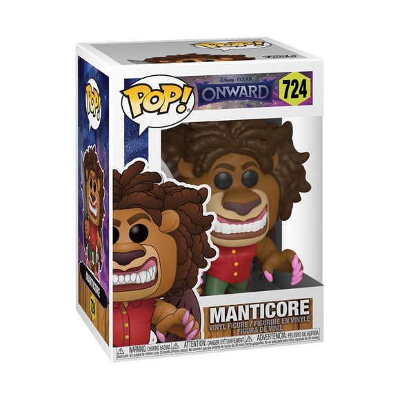 Funko Pop - Onward - Manticore